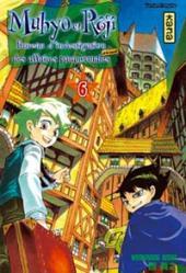 Muhyo et Rôjî, Bureau d'investigation des affaires paranormales -6- Tome 6