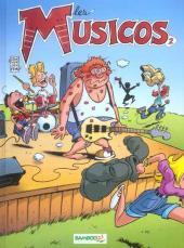 Les musicos -2- Tome 2