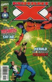 Mutant X -14- Homecoming