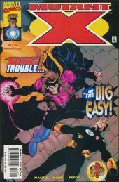 Mutant X (1998) -16- God and man