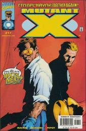 Mutant X -17- The wake up call