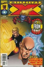 Mutant X -19- The coming