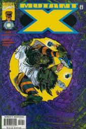 Mutant X (1998) -24- Doorway to yestermorrow