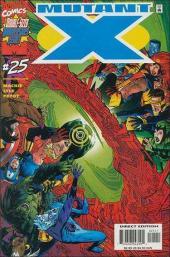 Mutant X (1998) -25- Thresholds