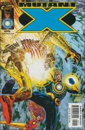 Mutant X -29- Logan's running