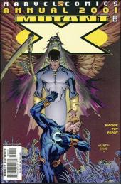 Mutant X -INT- 2001 annual : the key