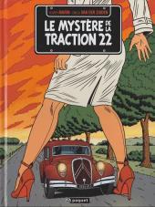 Les enquêtes auto de Margot -1- Le mystère de la traction 22