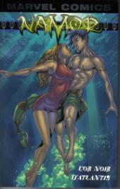 Namor (Marvel Mini Monster) -1- L'or noir d'Atlantis