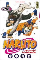 Naruto -23- Crise...!!