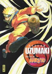 Naruto -HS1- Uzumaki - The Art of Naruto