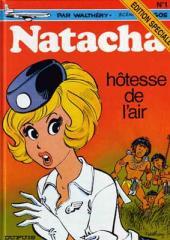 Natacha -1ES- Hôtesse de l'air
