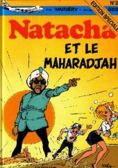 Natacha -2ES- Natacha et le Maharadjah