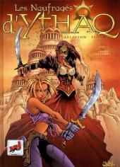 Les naufragés d'Ythaq -2- Ophyde La Géminée