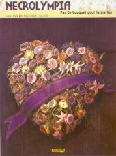 Necrolympia -1- Pas de bouquet pour la mariée