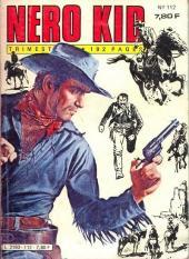 Néro Kid -112- Tout homme a ses faiblesses