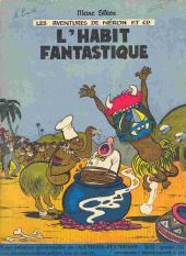 Samedi Jeunesse -25- L'habit fantastique (Néron et Cie)