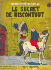 Samedi Jeunesse -9- Le secret de Riscontout (Néron et Cie)