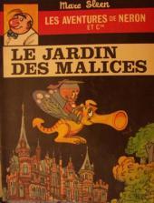 Néron et Cie (Les Aventures de) (Érasme) -27- Le Jardin des Malices