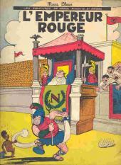 Néron et Cie (Les Aventures de) (Éditions Samedi) -3- L'empereur rouge