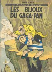 Néron et Cie (Les Aventures de) (Éditions Samedi) -4- Les bijoux de Gaga-Pan