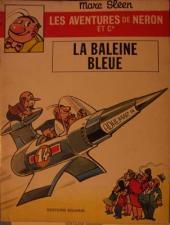 Néron et Cie (Les Aventures de) (Érasme) -51- La Baleine Bleue