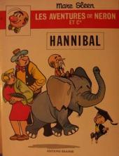Néron et Cie (Les Aventures de) (Érasme) -57- Hannibal