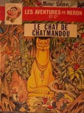 Néron et Cie (Les Aventures de) (Érasme) -59- Le Chat de Chatmandou