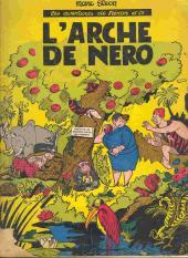 Néron et Cie (Les Aventures de) (Éditions Samedi) -6- L'arche de Néro