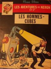 Néron et Cie (Les Aventures de) (Érasme) -71- Les Hommes-cubes