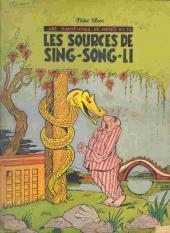 Néron et Cie (Les Aventures de) (Éditions Samedi) -9- Les sources de Sing-Song Li