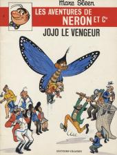 Néron et Cie (Les Aventures de) (Érasme) -97- Jojo le vengeur