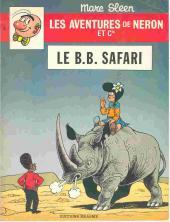 Néron et Cie (Les Aventures de) (Érasme) -68- Le B.B. safari