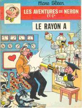 Néron et Cie (Les Aventures de) (Érasme) -74- Le Rayon A