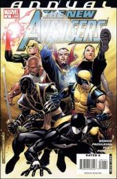 New Avengers (The) (2005) -AN2- Annual : Secret invasion