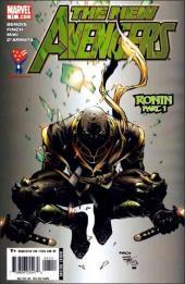 New Avengers (The) (2005) -11- Ronin, part 1