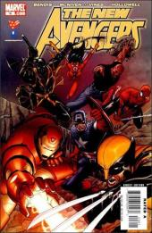New Avengers (The) (2005) -16- The collective prelude