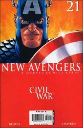 New Avengers (The) (2005) -21- New avengers : disassembled, part 1