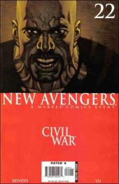 New Avengers (The) (2005) -22- New avengers : disassembled, part 2