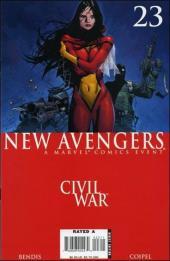 New Avengers (The) (2005) -23- New avengers : disassembled, part 3