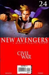New Avengers (The) (2005) -24- New avengers : disassembled, part 4