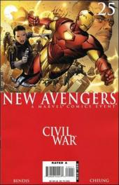 New Avengers (The) (2005) -25- New avengers : disassembled, part 5