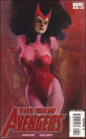 New Avengers (The) (2005) -26- Ballad of Clint Barton and Wanda Maximoff