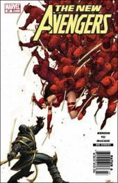 New Avengers (The) (2005) -27- Revolution, part 1