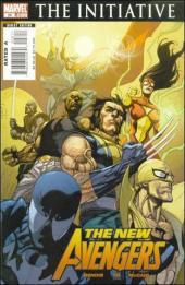 New Avengers (The) (2005) -28- Revolution, part 2