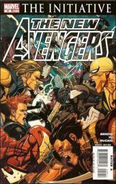 New Avengers (The) (2005) -29- Revolution, part 3
