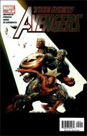 New Avengers (The) (2005) -2- Breakout, part 2