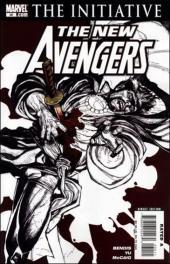 New Avengers (The) (2005) -30- Revolution, part 4