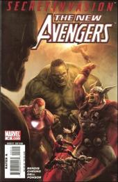 New Avengers (The) (2005) -40- Secret invasion, part 1