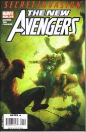 New Avengers (The) (2005) -41- Secret invasion, part 2