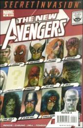 New Avengers (The) (2005) -42- Secret invasion, part 3